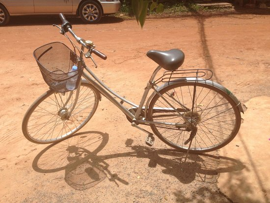 Kiri Boutique Hotel : Complementary bicycle