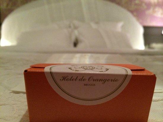 Hotel de Orangerie: good night !