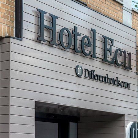 Hotel ECU - Different Hotels : Outside