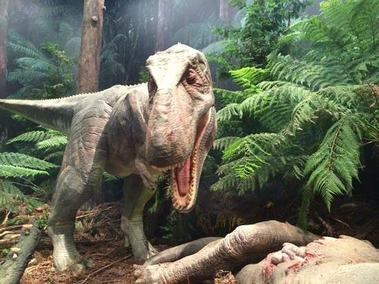 Eden Project: Dinosaurs in the Crater