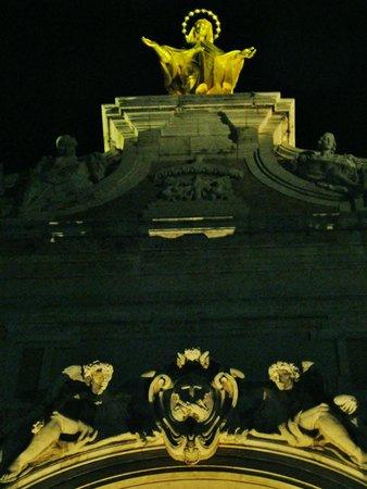 Santa Maria degli Angeli: Esterno di notte