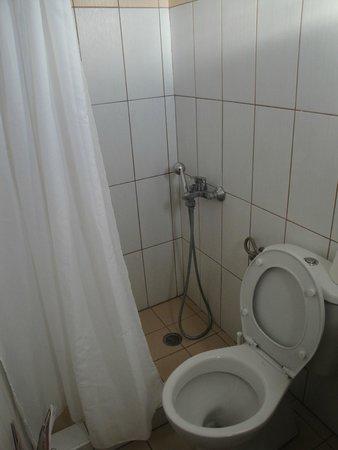 Hotel Oceanis : salle de bain