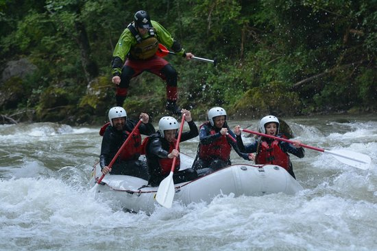 La Rafting Company: Ale Hop!