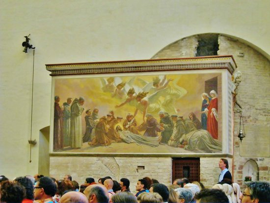 Santa Maria degli Angeli: Interno