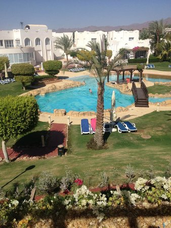 Hilton Sharm Dreams Resort : View from our room