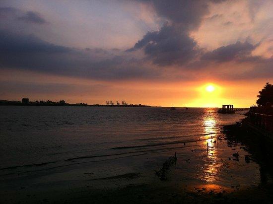 Danshuei: 淡水の夕日