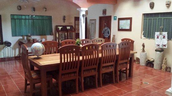 Casa Hamaca Guesthouse: Salle à manger
