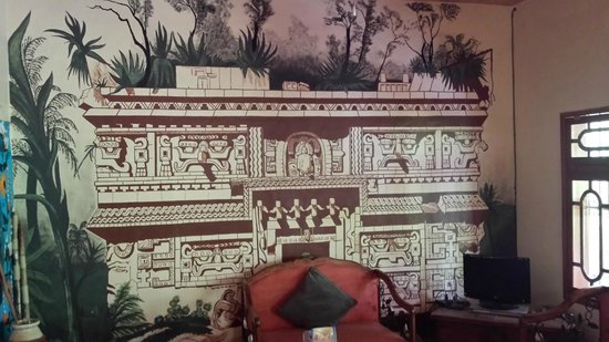 Casa Hamaca Guesthouse: Intérieur de la villa