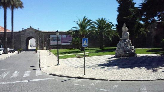 Cascais old gate