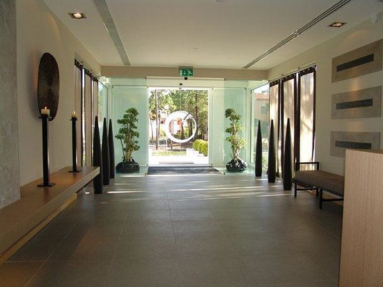 Miravillas Hotel: Reception