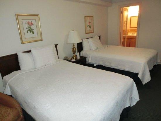 Salisbury Hotel: ツインベッド