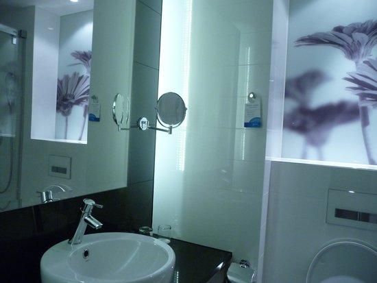 Radisson Blu Sobieski Hotel Warsaw : magnifico bagno