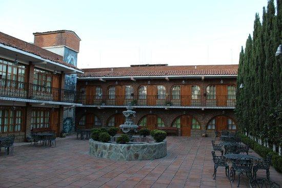 Hotel Hacienda Cuitlahuac: Hacienda