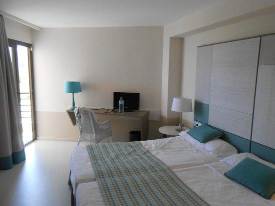 Hotel Lux de Mar: Chambre