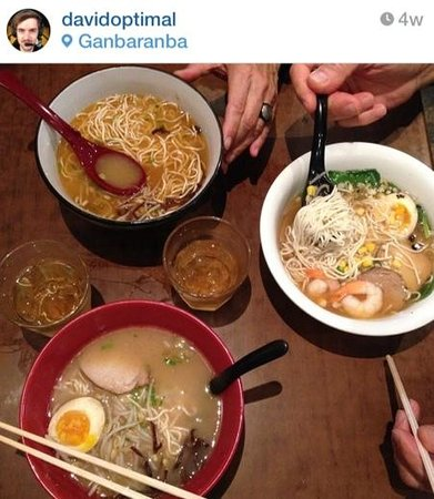 Ganbaranba: yummy