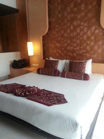 Chanalai Romantica Resort : Bedroom