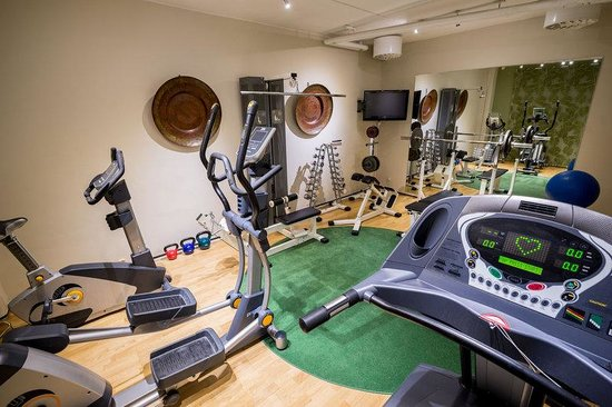 Hotel Tegnerlunden: Gym