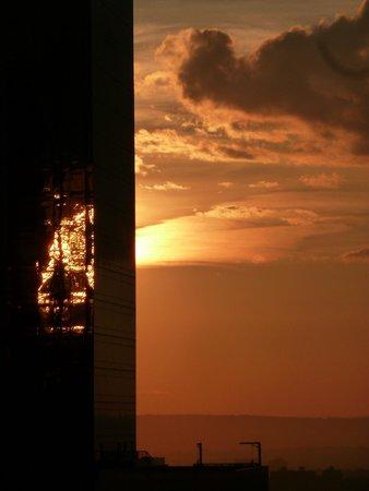 Le Parker Meridien New York: Vue de la terrasse
