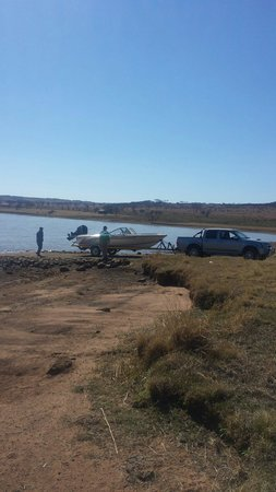 Spioenkop Nature Reserve : Spionkop dam....awesome place to braai..fish n relax