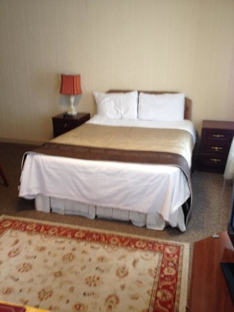 Tregenna Hotel: Room.