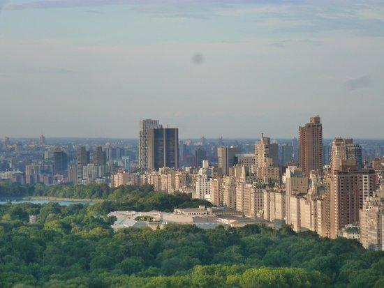 Le Parker Meridien New York: Vue de la chambre