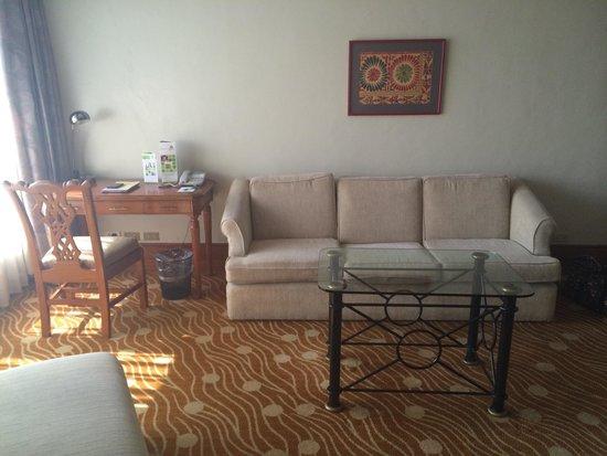 Holiday Inn Manila Galleria: 2-bedroom suite