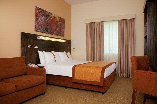 Holiday Inn Express Dubai-Internet City : King Bed Guest Room