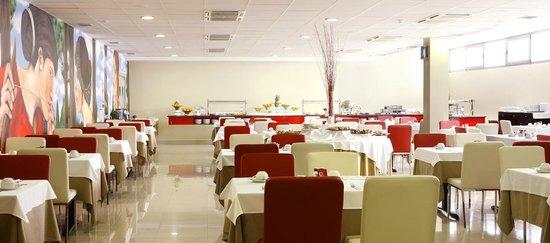 Hotel Spa Torre Pacheco: Buffet breakfast salon