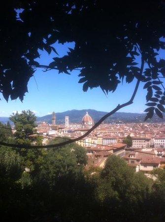 Giardino Bardini: Stunning views from the Bardini