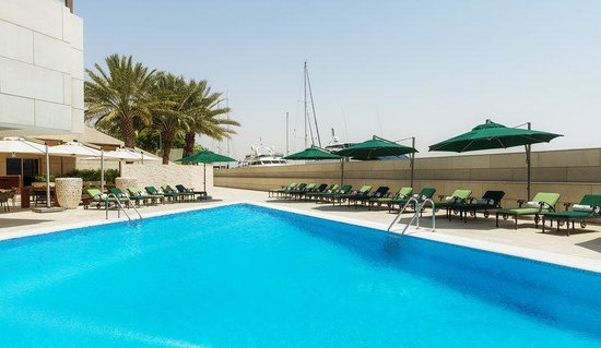 Sheraton Dubai Creek Hotel & Towers: Pool