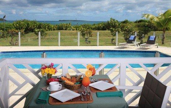 Esmeralda Resort : Esmeralda Patio ,Pool Ocean View