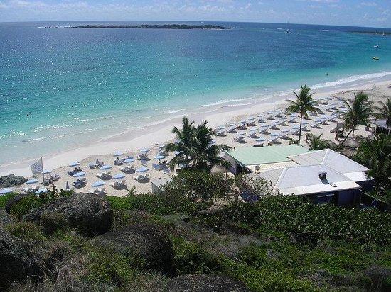 Esmeralda Resort : Esmeralda Beach Front Aerial