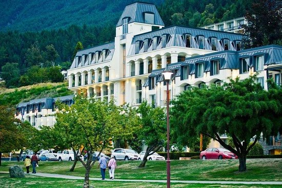Rydges Lakeland Resort Hotel Queenstown: Exterior