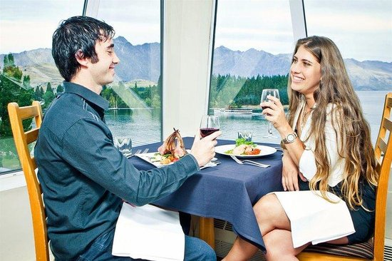 Rydges Lakeland Resort Hotel Queenstown: Ben Lomond Restaurant