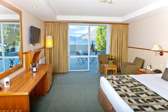 Rydges Lakeland Resort Hotel Queenstown: Queen Room