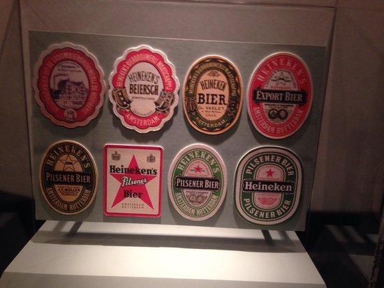 Heineken Experience : tags