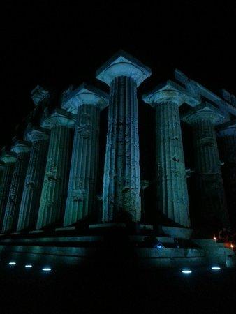 Selinunte : By night