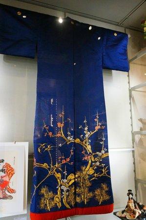 Museum of Anthropology: Japanese art