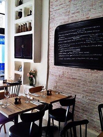Restaurant Seb Paris