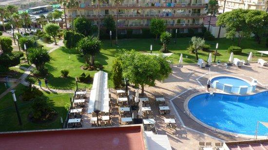 Hotel Helios Mallorca: PAMORAMA DA CAMERA