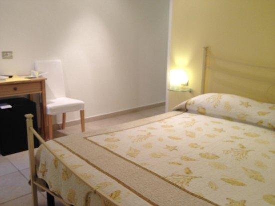 Villa Cristina: camera  gialla