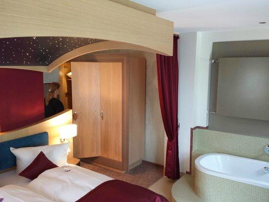 Hotel Villa Ludwig: kamer 202