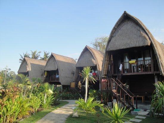 Abian Huts Lembongan: Abian huts