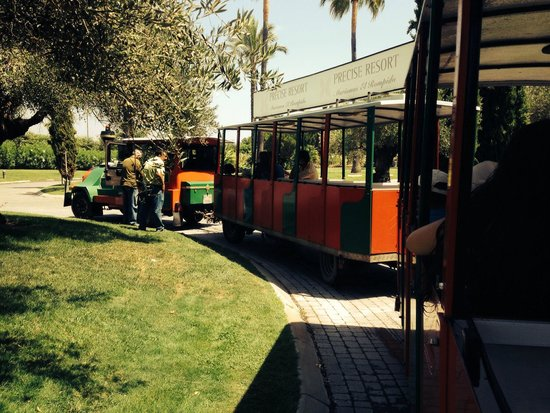 Precise Resort El Rompido - The Hotel: Tren