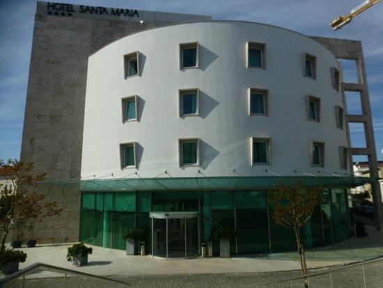 Santa Maria Hotel -- Fatima: Hotel