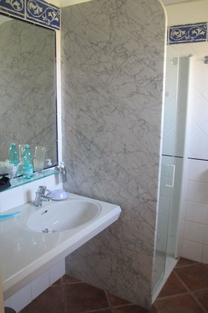 Hotel Club Saraceno: bagno