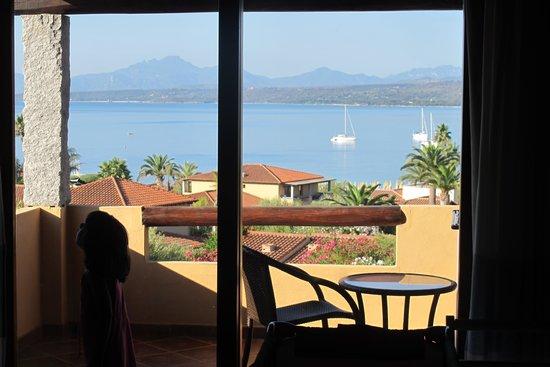 Hotel Club Saraceno: balcone