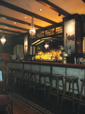 Old Ebbitt Grill : El local