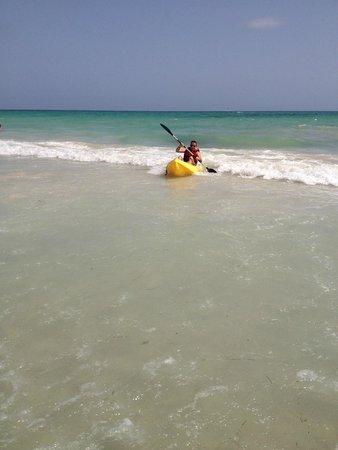 SENTIDO Djerba Beach: activité de l'hotel