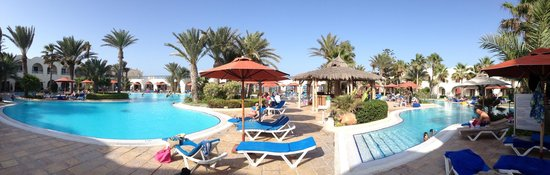 SENTIDO Djerba Beach: piscine